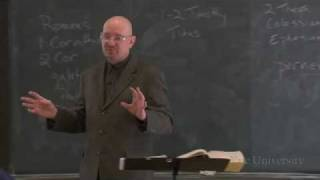 Video: New Testament: Apostle Paul as Missionary - Dale Martin 11/23