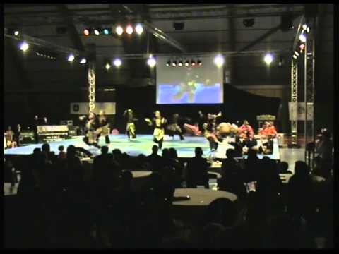 Asian Silat Night - Indonesian Demo Team 2006 Pencak Silat