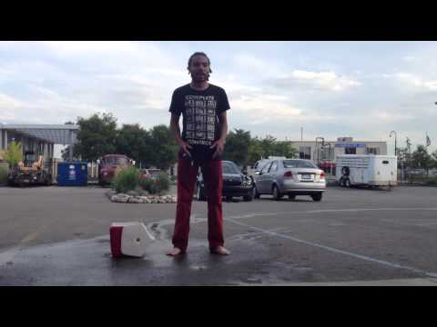 EasyDanger ALS Ice Bucket Challenge Thing