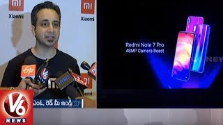 Xiaomi Redmi 7 And  Redmi Y3 Phone Models Launched in India | Hyderabad