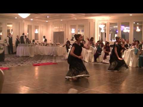 Mujhe Rang De (reception Dance) video