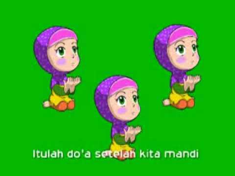 Gambar doa anak muslim