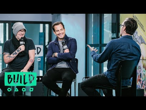 "Will Arnett And Chris McKay Discuss ""The Lego Batman Movie"""