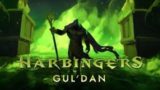 World of Warcraft - Harbingers: Gul'dan Animated Short