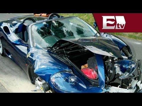 Famosos que han perdido la vida en accidentes automovilísticos / Joanna Vegabiestro