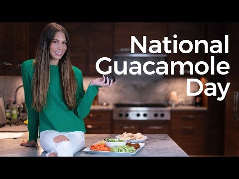 P.volve Recipes: National Guacamole Day
