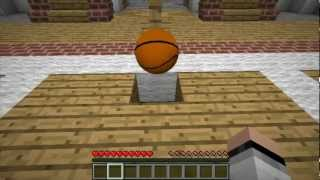 Sports Mod 1.2.5 Minecraft Mod Review and Tutorial ( Client and Server )