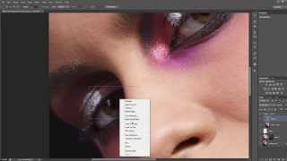 Ретушь Beauty-снимка. High-End Retouching. (1 часть)