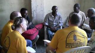 Healing The Hearts Of Haiti A Kentucky Disaster Relief Chaplain Ministers To Haitian Pastors