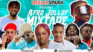 LATEST JULY 2020 NAIJA NONSTOP JOLLOF AFRO POP MIX BY DJ SPARK FT SIMI/REMA/ TEKNO/WIZKID/DAVIDO