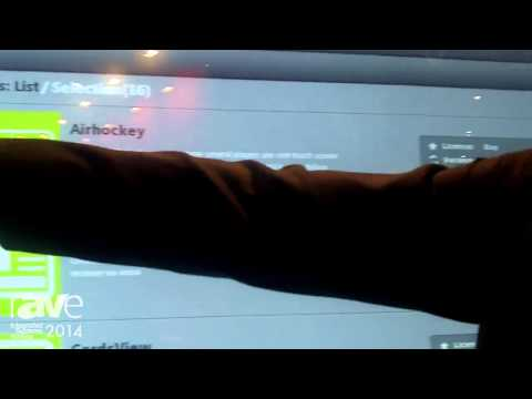 ISE 2014: Eyefactive Shows Off the EpSuite Multi-User App Platform