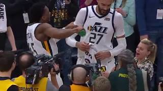 Utah Jazz vs Dallas Mavericks | January 25, 2020