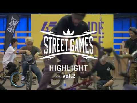 13th/June/2015 Street Games Highlight 2nd (Category Tournament)