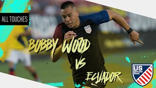 Bobby Wood vs Ecuador ● All Touches ● US Soccer Soul