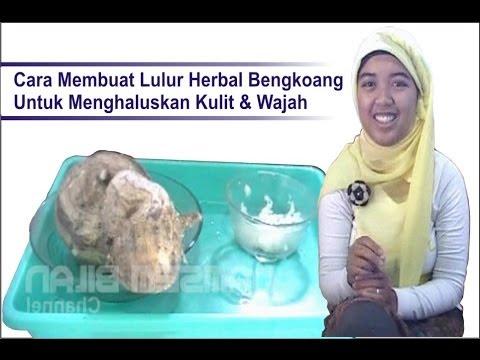 Cara Membuat Lulur Herbal Dari Buah Bengkoang Untuk Menghaluskan Kulit Tubuh Wajah