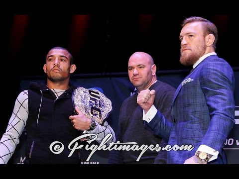 BREAKING NEWS: #UFC189 ALDO VS. McGREGOR — IT'S ON, BUT....