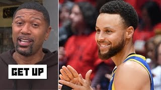 Jalen Rose predicts the Raptors lose Game 6 to the Warriors | Get Up