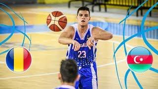 Румыния до 18 : Азербайджан до 18