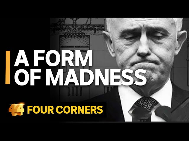 Bringing down the Turnbull government  Four Corners