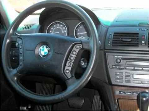 2005 BMW X3 Used Cars Chepachet RI