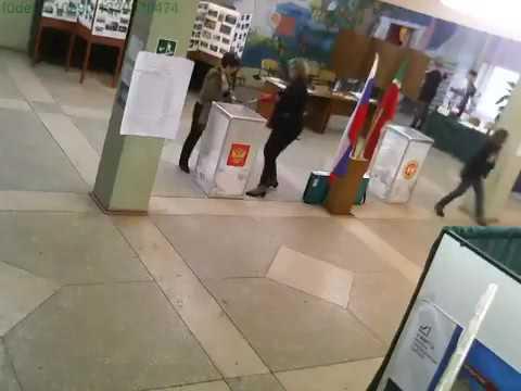 Elections in Russia 2 / Вбросы на выборах в Госдуму 2. Россия