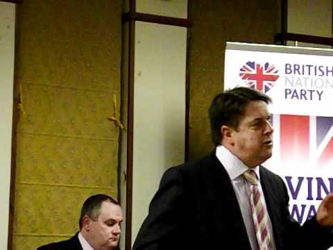 Mr Nick Griffin MEP visits Coventry
