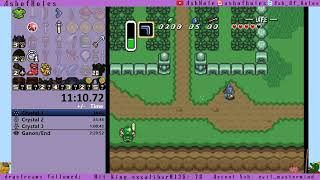The Legend of Zelda: A Link to the Past Randomizer - 2:06:36.51 [Old PB]