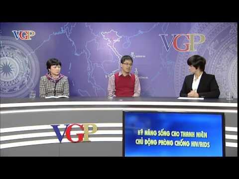 Kỹ năng sống cho thanh niên: Chủ động phòng chống HIV/AIDS