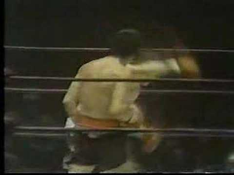 Carlos Monzon vs Tony Licata Rounds 9-10 Video