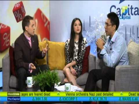Interview with Carsten Cziborr on Capital TV - Original NLP™ in Malaysia. Go For Quality!