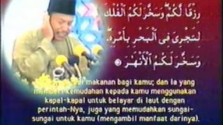 Johan Tilawah Peringkat Kebangsaan 1994 - Qari Haji Abdul Rahim Ahmad