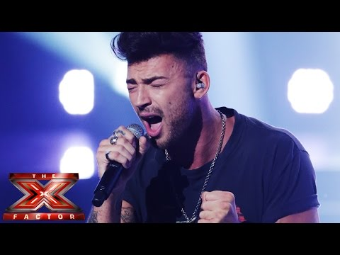 Jake Quickenden sings Total Eclipse Of The Heart   Live Week 2   The X Factor UK 2014
