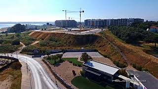 The Cranes with Parrot Bebop 2 Power