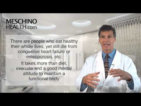 Supplements Required to Remain Functional and Reach Your Longevity Potential