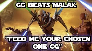Droids Counter Malak in Under 1 Minute!!