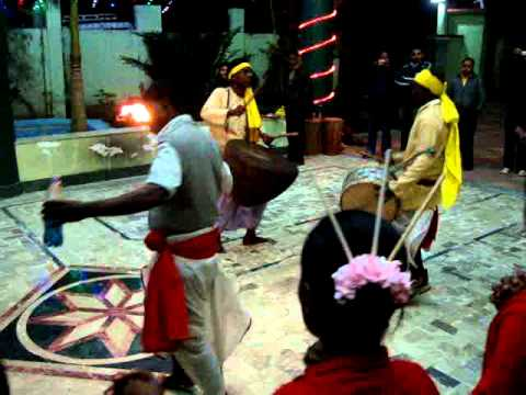 Traditional Folk Dance Santali Assam India (bankura)nepale Soutali Dance video
