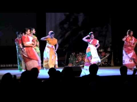 FOBANA 2009 -  (clip19) BAH Group Dance Fagunero Mohonaye
