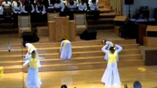 St. James Pure Praise Dancers-I Believe by James Fortune