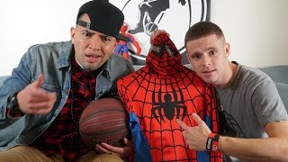 Spider-Man Basketball Part 1 Reaction Video