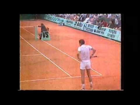 Björn Borg vs. Balázs Taróczy 1981