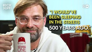 Klopp about Klopp: Life is my preparation!