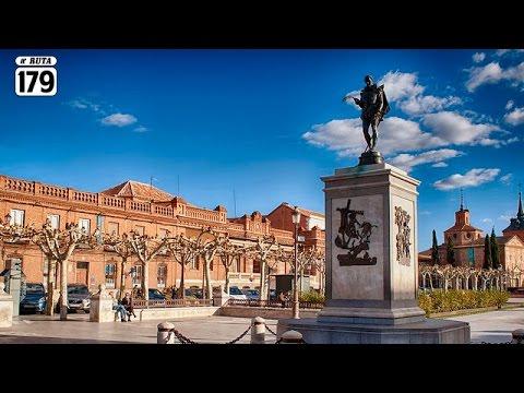 Ruta 179: Alcalá de Henares, patrimonio de la humanidad