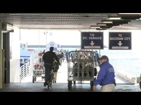 MACKINAC ISLAND  Transportation - Revised