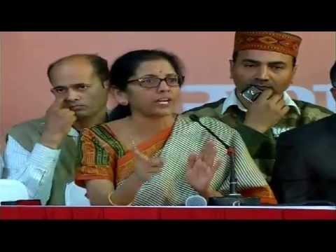 BJP Press Conference by Shri Ravi Shankar Prasad at 14, Pandit Pant Marg, New Delhi