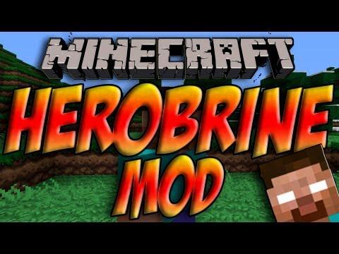 Minecraft 1.5.2 - Como Instalar HEROBRINE MOD - ESPAÑOL [HD] 1080p