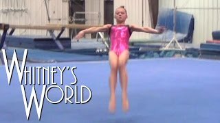 2015 USA Gymnastics TOPs Testing | Whitney