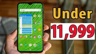 Best SMARTPHONES Under 12000 in India 2019 ll Best Budget Smartphones 2019