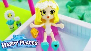 HAPPY PLACES | SHOPKINS | S2 TVC 15 | IT'S TIME FOR A POOL PARTY!