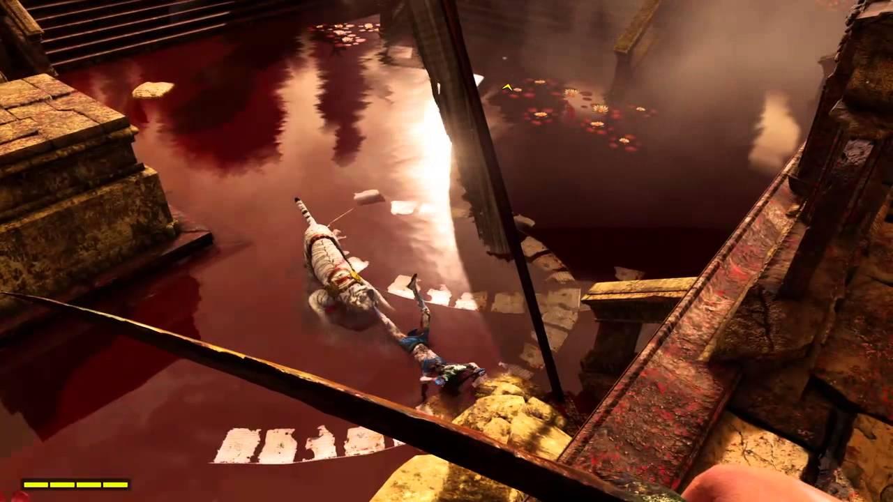 White Tiger Far Cry 4 Far Cry 4 Killing The