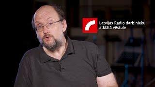 Latvijas Radio darbinieki izsaka neuzticību NEPLP